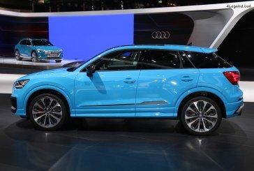 Paris 2018 – Première mondiale discrète de l'Audi SQ2