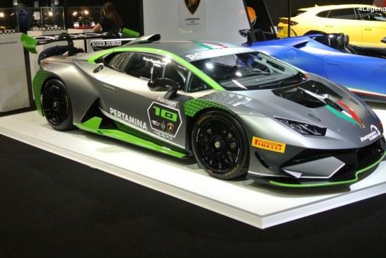 Paris 2018 – Lamborghini Huracán Super Trofeo Evo 10th Edition