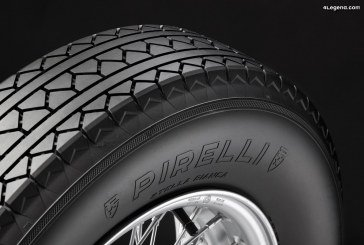 Pirelli Stella Bianca – Renaissance d'un pneu révolutionnaire à plis croisés