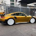 Porsche relance la production de la 911 GT2 RS type 991