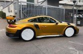 Porsche relance la production de la 911 GT2 RS type 991