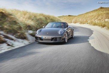 Porsche 911 Targa 4 GTS Exclusive Manufaktur Edition – Série limitée de 300 exemplaires