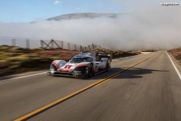 Porsche 919 Tribute Tour sur la Highway 1 en Californie – Coulisses du tournage
