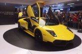 Une surprenante réplique iranienne d'une Lamborghini Murciélago SV