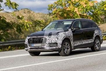 Spyshots Audi Q7 2019