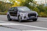 Spyshots Audi SQ7 2019