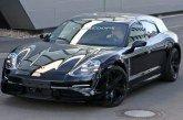 Spyshots Porsche Taycan Sport Turismo 2020