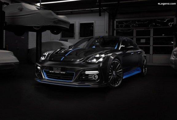Techart GrandGT Selective – Une Porsche Panamera Sport Turismo exclusive