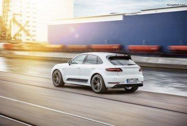 Pack Sport et Sport+ de Techart pour le Porsche Macan