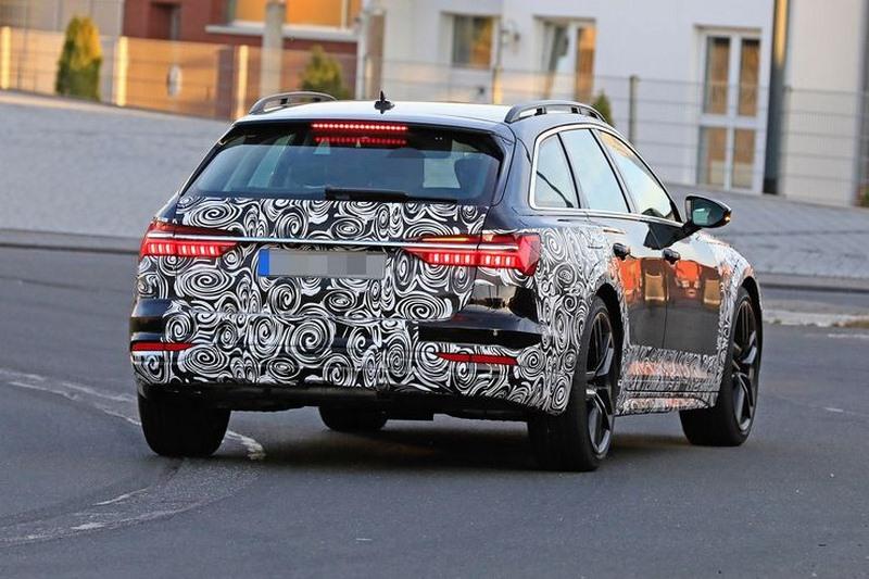 Spyshots Audi A6 Allroad Quattro 2019 4legend Com Audipassion Com