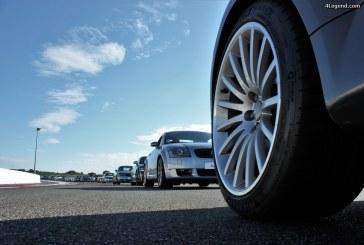 Audi France : Les 20 ans du TT sur le circuit Paul Ricard
