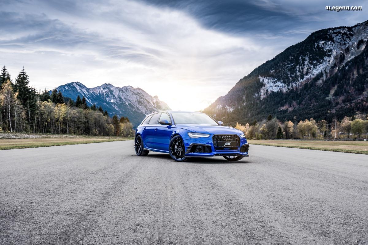 ABT RS6+ Nogaro Edition - Une Audi RS 6 unique de 735 ch