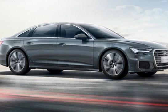 Nouvelle Audi A6 L – Une version plus longue de l'A6 pour la Chine