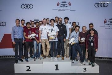 Audi Autonomous Driving Cup 2018 – Victoire du Team AlpaKa