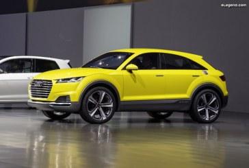 Audi TT offroad concept de 2014