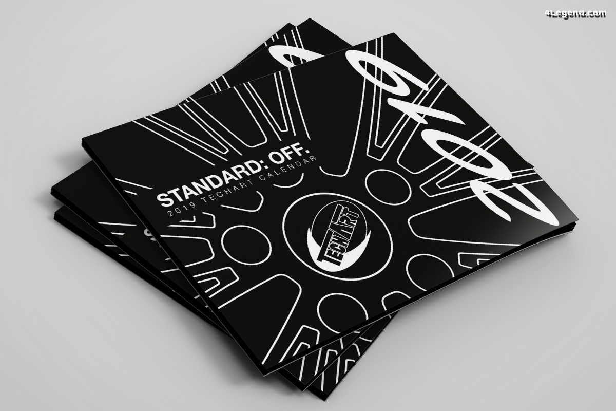 Calendrier Techart 2019 - STANDARD: OFF.