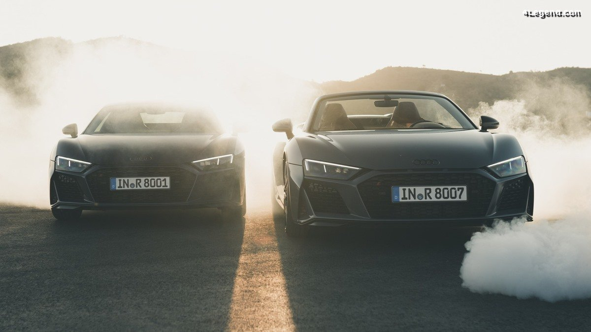 L'Audi R8 n'aura qu'un moteur V10 et non pas de V6