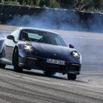 Un vaste programme d'essais pour la Porsche 911 de nouvelle génération