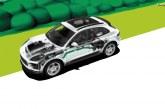 Filtre à particules de série sur tous les modèles Porsche