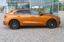 Le pneu toutes saisons Toyo Celsius CUV A en 1ère monte sur l'Audi Q8