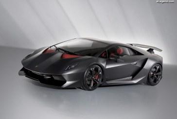 Lamborghini Sesto Elemento de 2010
