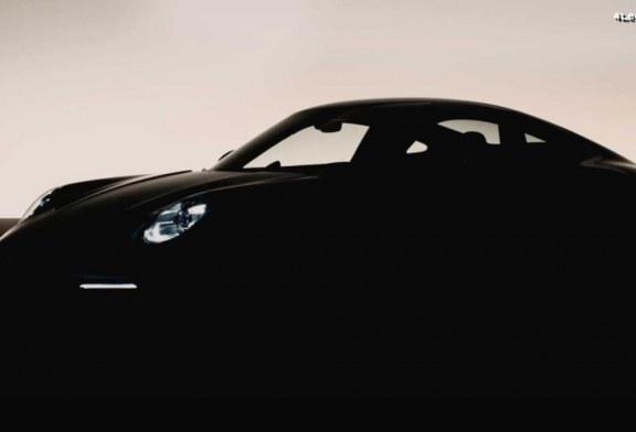 Live présentation Porsche 911 Type 992 – 28/11/2018 à 5h00 (France)