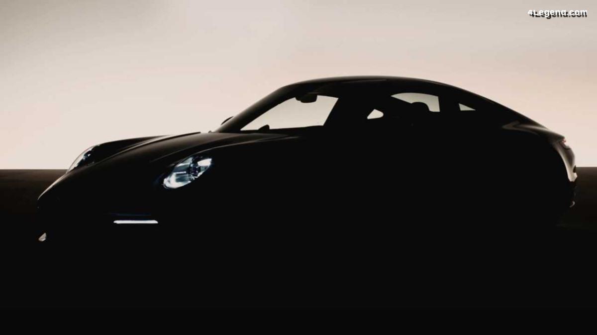 Live présentation Porsche 911 Type 992 - 28/11/2018 à 5h00 (France)