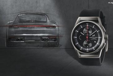 Montre Porsche 911 Chronograph Timeless Machine Limited Edition