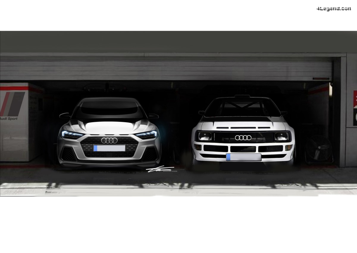 Adieu S1 : l'Audi A1 n'aura pas sa déclinaison sportive