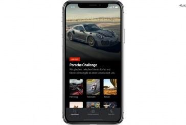 Lancement de l'assistant personnel «Porsche 360+»