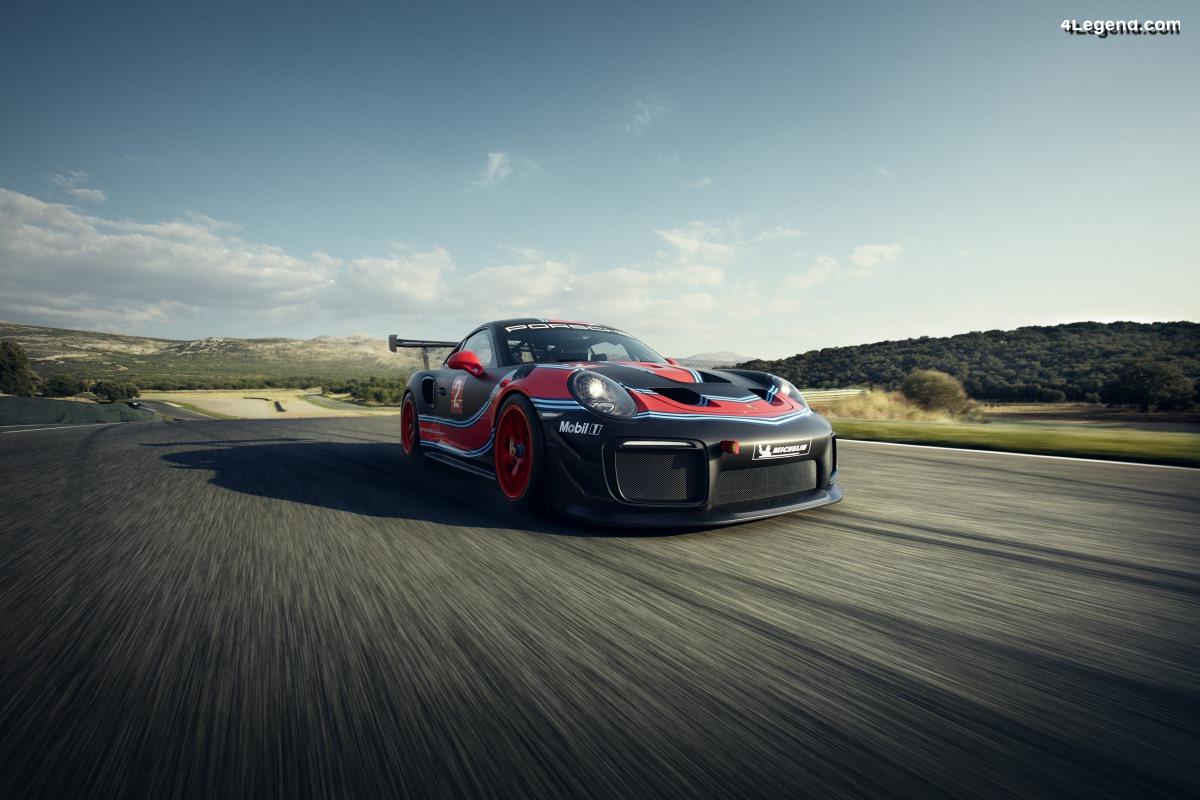 Porsche 911 GT2 RS Clubsport - Une pistarde limitée à 200 exemplaires