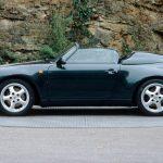Porsche 911 Speedster Type 993 – Juste 2 exemplaires uniques