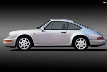 Porsche 911 Type 964 (1988 – 1994) – Un nouveau départ