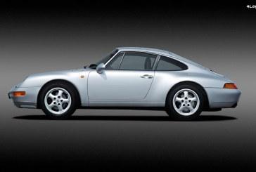 Porsche 911 Type 993 (1993 – 1998) – La dernière 911 refroidie par air