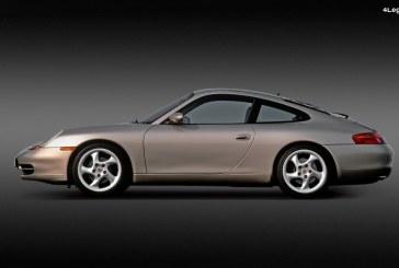 Porsche 911 Type 996 (1997 – 2005) – La première 911 refroidie par eau