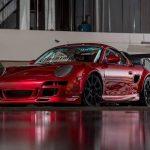 Porsche Boxster biturbo par Bisimoto