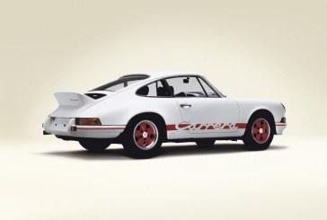 La Porsche 911 originale (1963 – 1973) : le chef-d'œuvre de Zuffenhausen