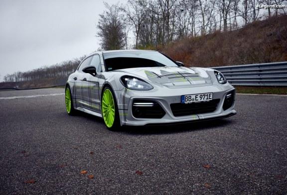 Préparation moteur Techart pour modèles Porsche E-Hybrid en 1ère mondiale