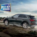 Les Audi Q5 et Q7 2019 remportent les Kelley Blue Book Best Buy Awards