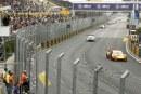 La Porsche 911 GT3 R en 5ème position sur la grille de départ à Macao