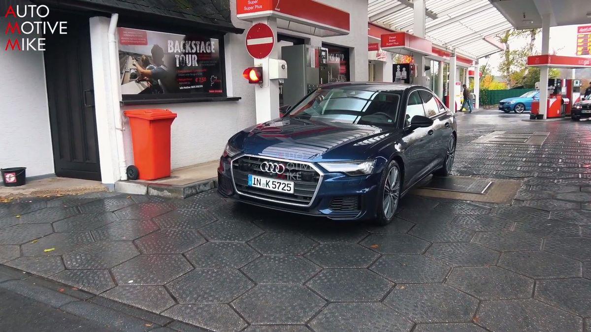 La nouvelle Audi S6 berline se dévoile au Nürburgring