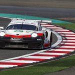 WEC – Les Porsche 911 RSR en 4ème et 8ème positions sur la grille de départ des 6 Heures de Shanghai
