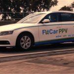 FitCar PPV – Une Audi A4 Avant B8 permettant de pédaler tout en conduisant