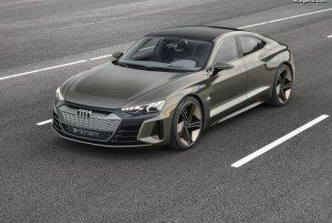 Audi e-tron GT concept – Vision du 3ème modèle électrique de la marque