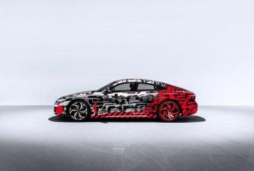 Première mondiale de l'Audi e-tron GT concept – 28/11/2018 à 22h05