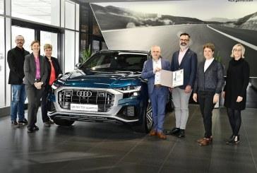 Audi est un «Prout Employer»