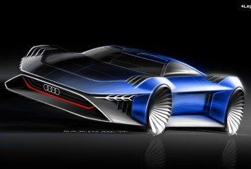 Audi RSQ e-tron – Le premier concept-car conçu pour un film d'animation