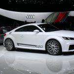 Audi TT quattro sport concept de 2014 – Taillée pour le circuit
