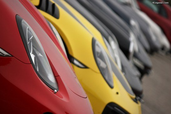 Journée au circuit de Bresse et test drive Porsche 911 GT3 pack Touring