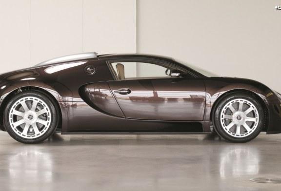 Bugatti Veyron Fbg par Hermès de 2008